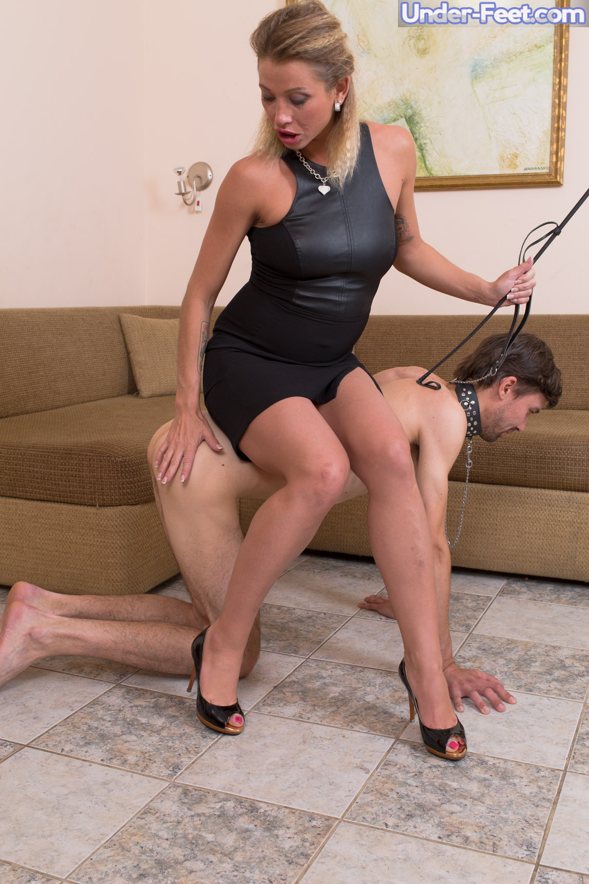 Foot worship domination it wasn039t smart of 4
